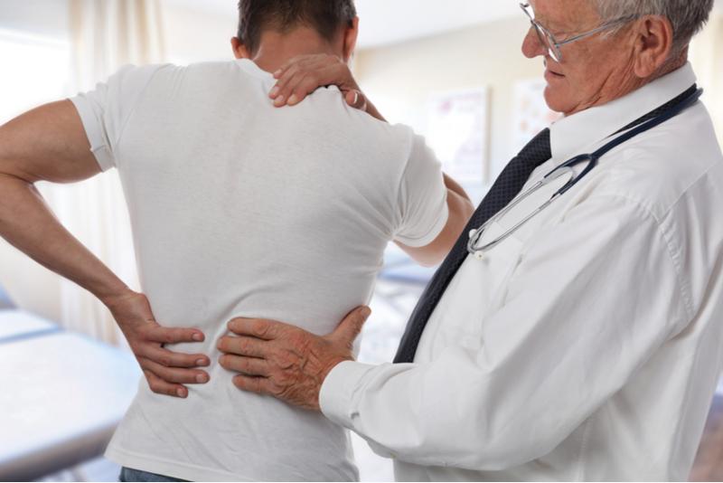 腰痛の診断